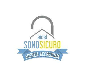 Agenzia Accreditata AICEL - Sono Sicuro