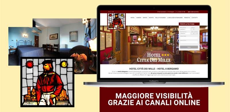 Hotel Città Dei Mille Bergamo