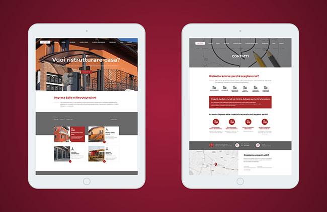 Sito Web Sala Costruzioni