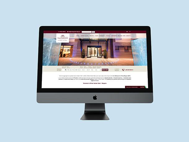 Winter Garden Hotel Desktop